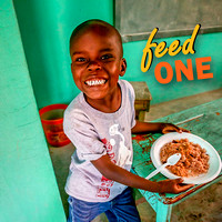 Just $10 feeds a child for 30 days. See feedone.com.