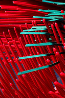 Green & Red Rakes